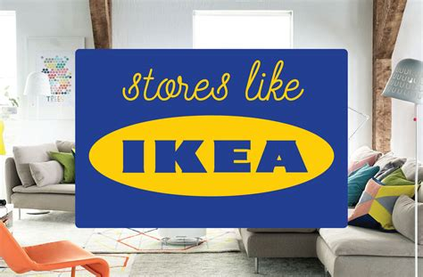Stores Like IKEA: 10 Alternatives for Modern Furniture ...