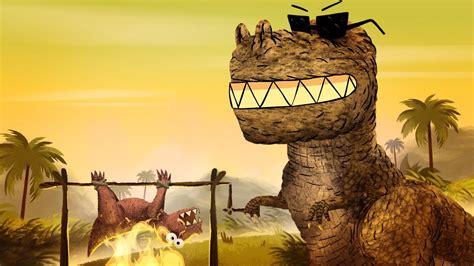 StoryBots | Dinosaur Songs: T Rex, Velociraptor & more ...