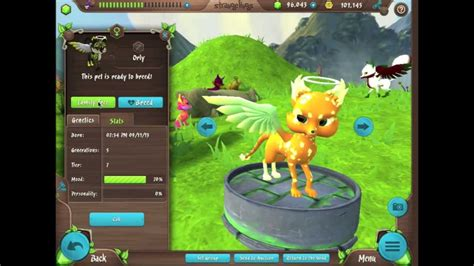 Strangelings is the most unique Pet Breeding Game ever ...