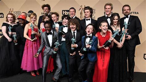 Stranger Things  recoge el premio al mejor reparto en los ...