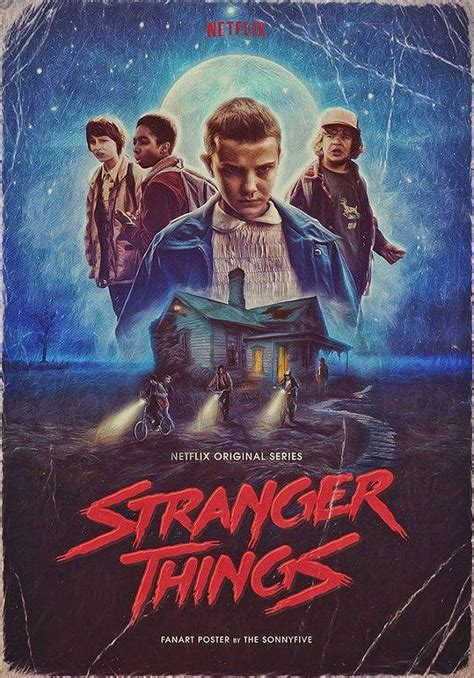 Stranger Things Temporada 1 [WebRip Latino]   Descargar ...