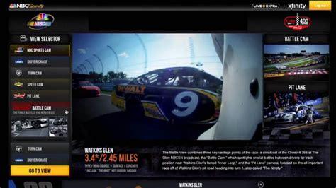 Stream NASCAR with NBC Sports LiveExtra | NBC Sports