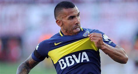 Striker Carlos Tevez Leaves Shanghai Shenhua For Boca ...