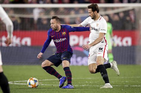 Strong Barcelona squad announced for Sevilla second leg