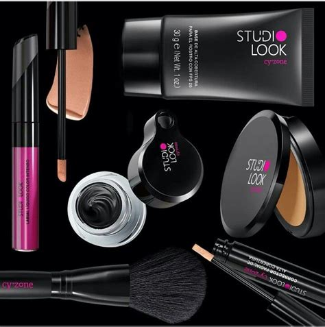 Studio Look Cy°Zone | Make up, Makeup, Beauty