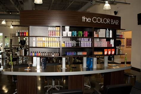 Stunning color bar from Paul Mitchell The School... I ll ...