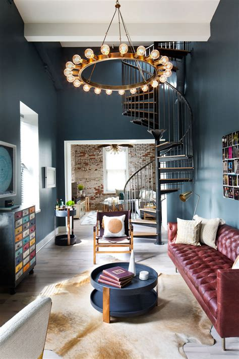 Stunning industrial loft in a former factory in Beacon ...