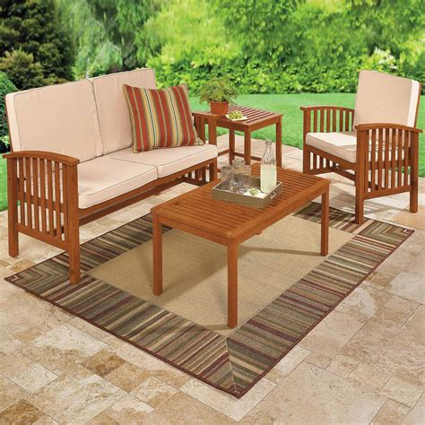 Stylish Summer with BrylaneHome Outdoor Furniture   5 ...