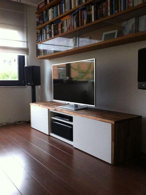Stylish TV audio cabinet   IKEA Hackers