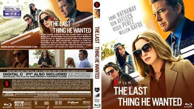 Su Último Deseo   The Last Thing he Wanted Bluray ...