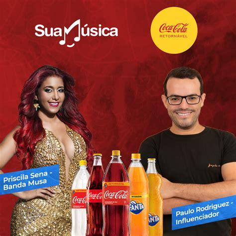 Sua Música Cria Ação Exclusiva Para Coca Cola Brasil ...