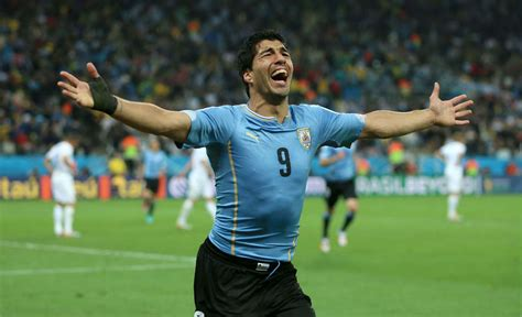 Suarez And Cavani Named In Uruguay s Squad For World Cup ...