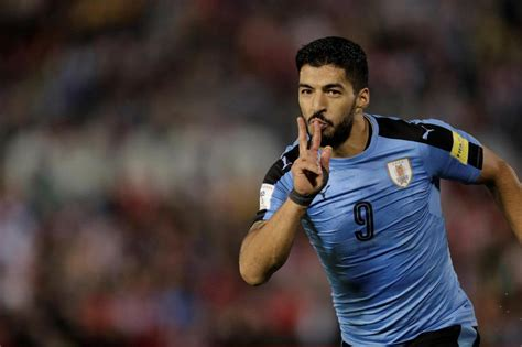 Suarez Calls For End To Violence In Uruguay