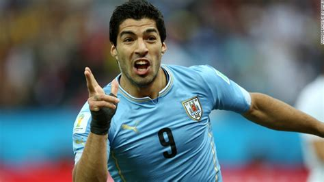 Suarez vows to be  more intelligent  on Uruguay return ...