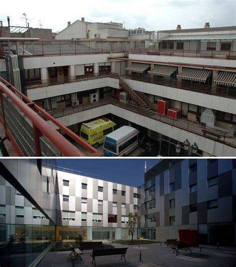 Subacute Hospital in Mollet   Architizer