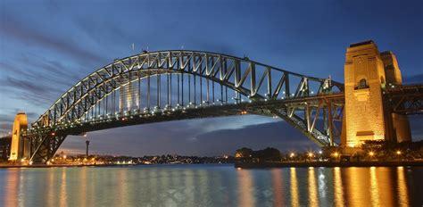 Sube al puente de la Bahía de Sidney y siente el vértigo ...