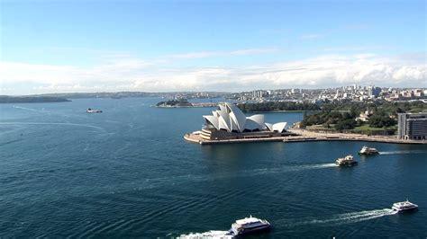 Subida al Puente de la Bahía de Sídney  Sydney Harbour ...