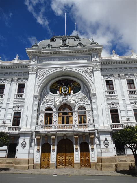 Sucre, Bolivia's Constitutional Capital | the only one I ...