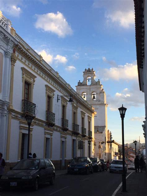 Sucre, capital de Bolivia   Fugados   Viajes y experiencias