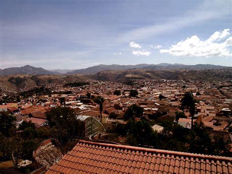 Sucre  Capital de Bolivia