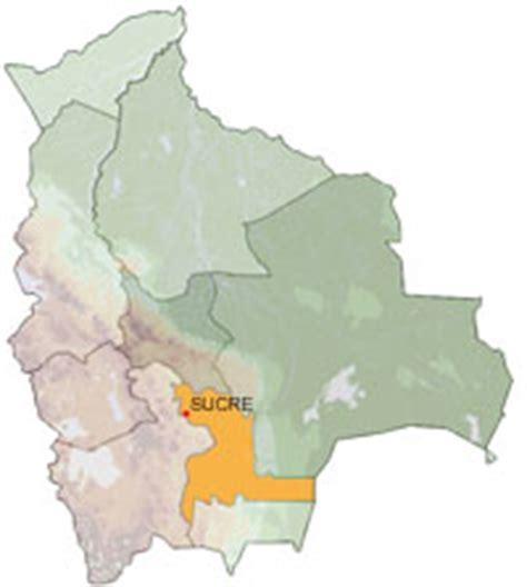 Sucre, capital de Chuquisaca   Bolivia