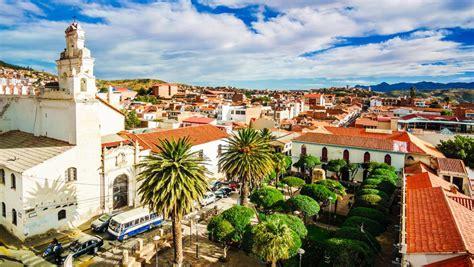 Sucre, la otra capital de Bolivia