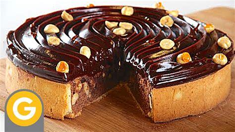 Sucré Salé   Tarta brownie de chocolate   Tarta flan de ...