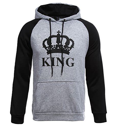 sudaderas de king y queen