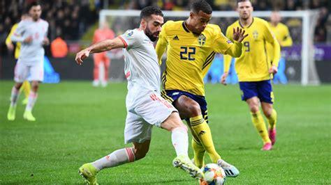 Suecia   España: Fútbol hoy, en directo | Clasificación ...