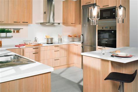 Sueña tu cocina con acabado madera   Leroy Merlin ...