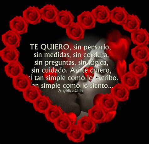 SUEÑOS DE AMOR Y MAGIA: Te Quiero   Frases de amor puro ...