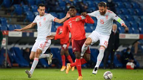 Suiza   España: resultado, goles y resumen, en directo  1 ...