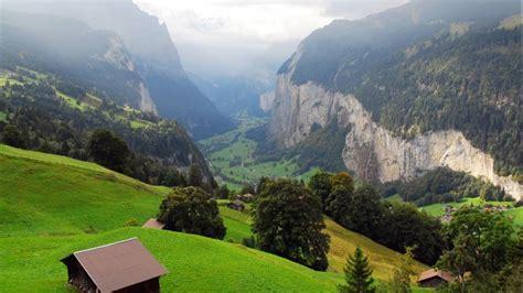 Suiza Lauterbrunnen Montana   Fondos de pantalla HD ...