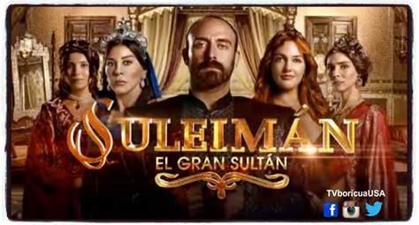 Suleimán El Gran Sultán  ¡Debuta pronto en MundoFOX ...