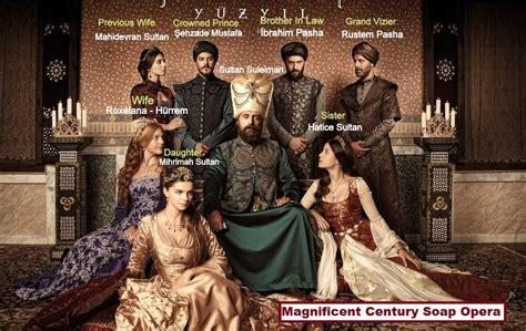 Sultan Suleiman TV Series  Show  Magnificent Century