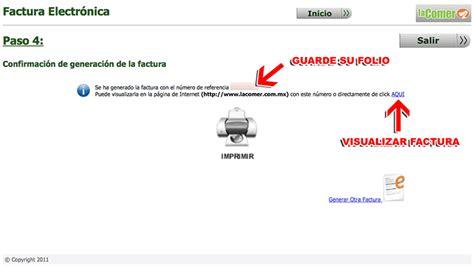 Sumesa Facturación Facturar Ticket   Descargar XML