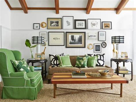Summer Decorating Ideas   Preppy Interiors | HGTV
