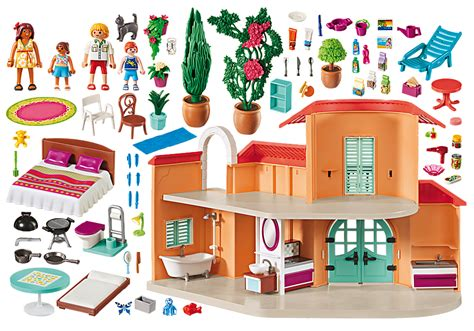 Summer Villa   9420   PLAYMOBIL USA
