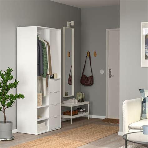 SUNDLANDET Armario abierto   blanco   IKEA