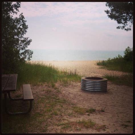 Sunrise Side Camping + Running: Harrisville State Park ...