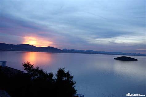 Sunset in La Manga del Mar Menor   All You Need In Murcia