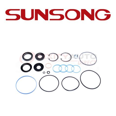 Sunsong Steering Gear Seal Kit for 1997 2002 Ford E 150 ...