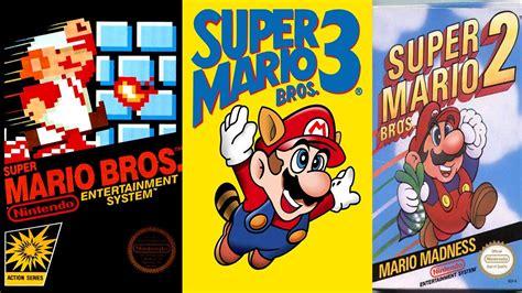 SUPER MARIO BROS PACK 1,2 Y 3 | DESCARGA Y JUEGO | GRATIS ...