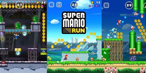 Super Mario Run Gets New  Friendly Run  Game Mode