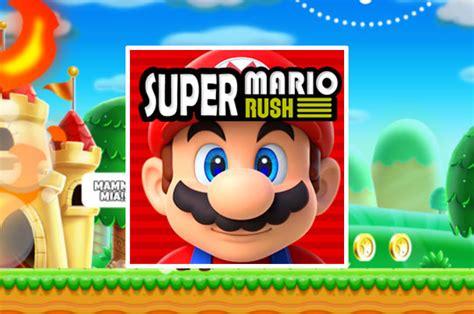 Super Mario Run: Jugar Gratis   Juegos Online
