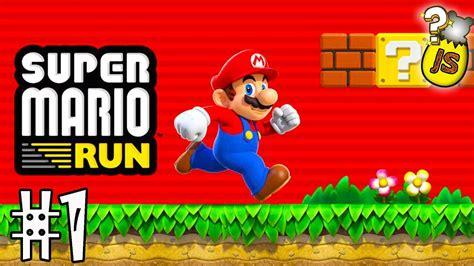 SUPER MARIO RUN   Vídeos de Juegos de Mario Bros para ...