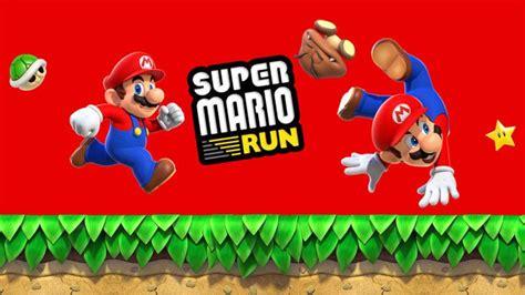 Super Mario Run: ya puedes jugar a Mario en tu iPhone o ...