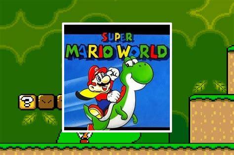 Super Mario World: Jugar Gratis   Juegos Online