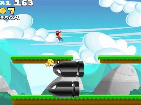 SUPER PLUMBER RUN juego online en JuegosJuegos
