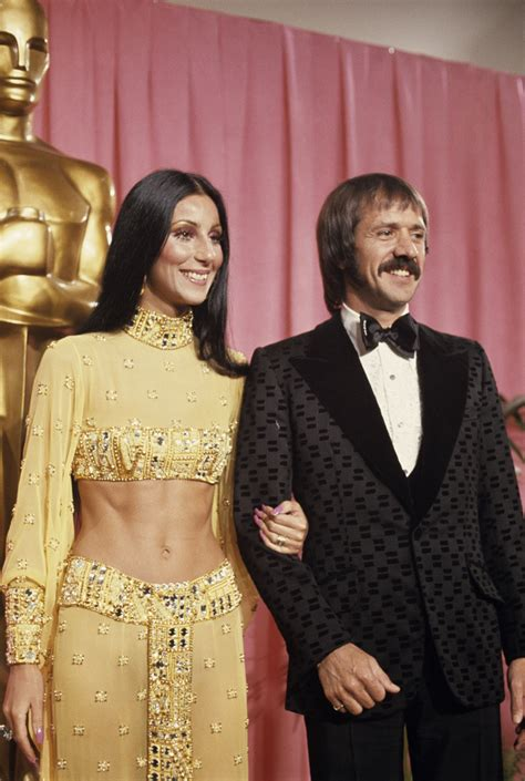 Super Seventies — Sonny and Cher at the 45th annual ...